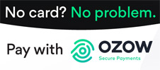 Pay with Ozow - No Card No Problem
